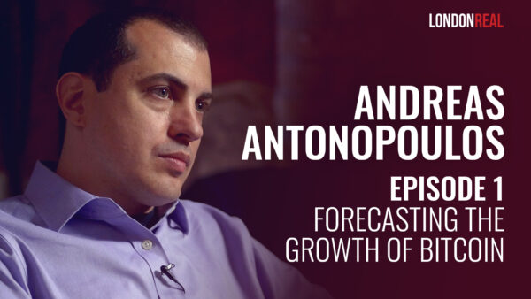Andreas Antonopoulos (aka Bitcoin Jesus): Episode 1 - Forecasting the growth of Bitcoin
