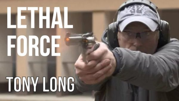 Tony Long - Lethal Force