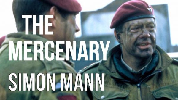 Simon Mann - The Mercenary