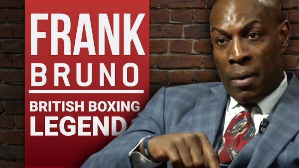Frank Bruno - British Boxing Legend