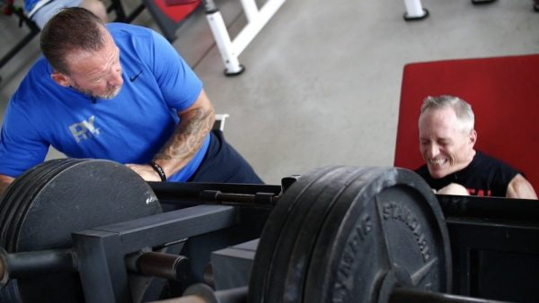 High Intensity Training (HIT) Workout with Dorian Yates