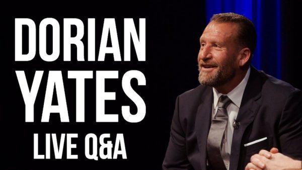 Dorian Yates Live Q&A - BAFTA Movie World Premiere of Inside The Shadow