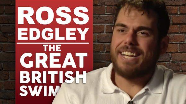 Ross Edgley -  The Great British Swim