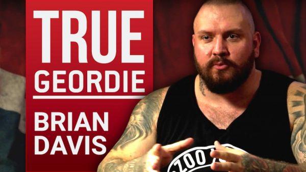Brian Davis - The True Geordie