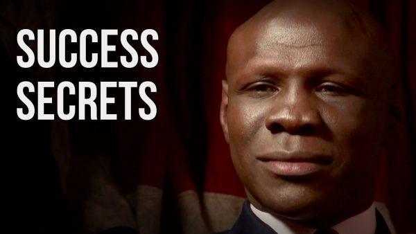 Chris Eubank - Success Secrets