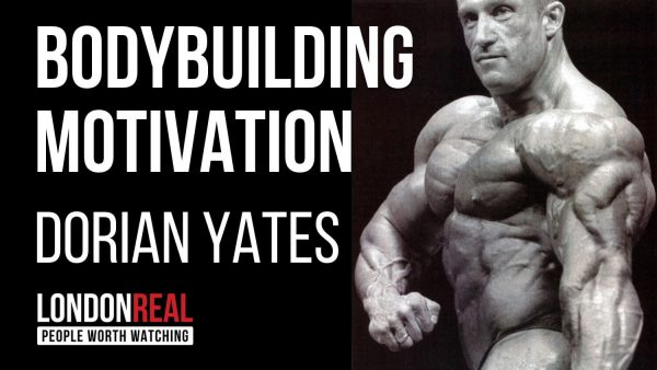 The Spiritual Side of Training - Dorian Yates