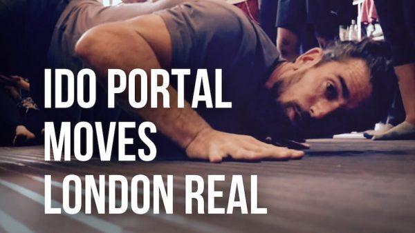 Ido Portal Moves London Real
