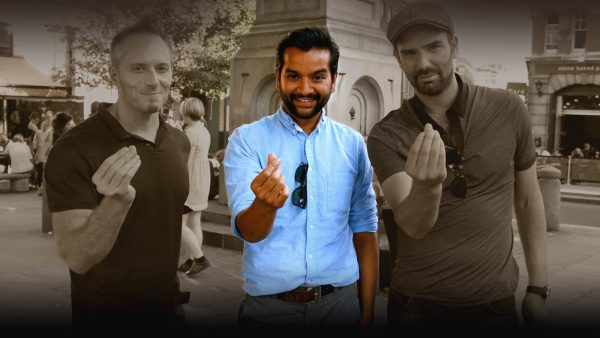 Raj Ramanandi of #1 Seed  - Get Dat Paper (GDP)