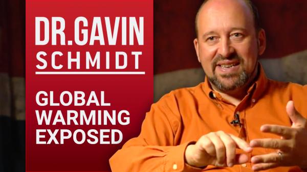 Gavin Schmidt - Global Warming Exposed