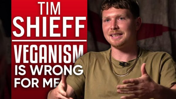Timothy Shieff - Veganism is Wrong For Me - Why I Started Eating Meat To Heal My Body