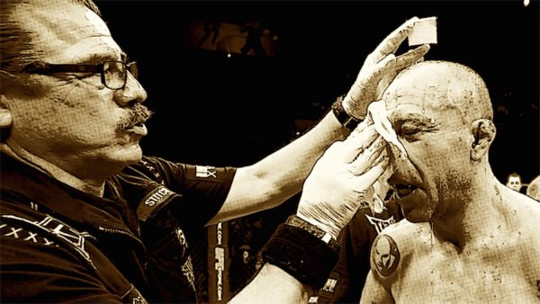 "UFC Cutman - Jacob ""Stitch"" Duran"