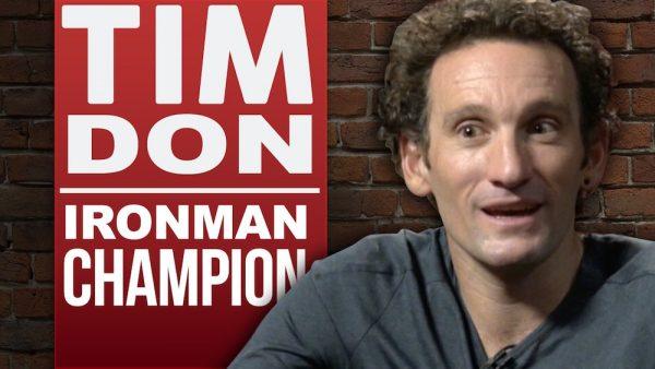 Tim Don - The Ironman Champion