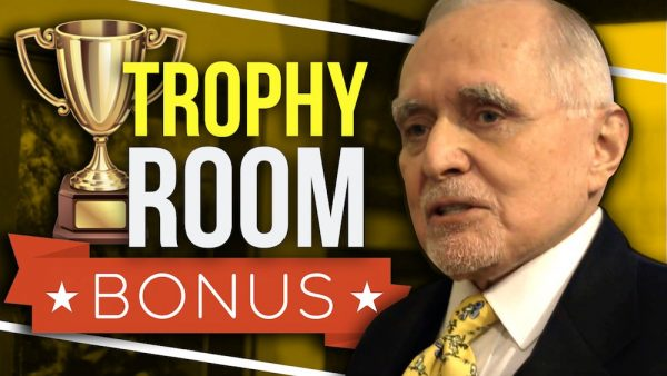 Trophy Room - BONUS | Dan Pena - The 50 Billion Dollar Man