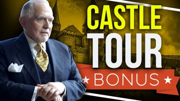 Guthrie Castle Tour - BONUS | Dan Pena - The 50 Billion Dollar Man