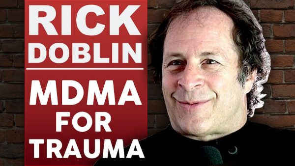 Rick Doblin - MDMA Is Medicine