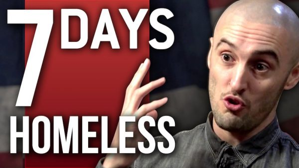 David Rees - Homeless For 7 Days
