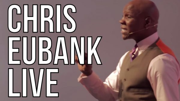 Chris Eubank LIVE At The London Real Summit