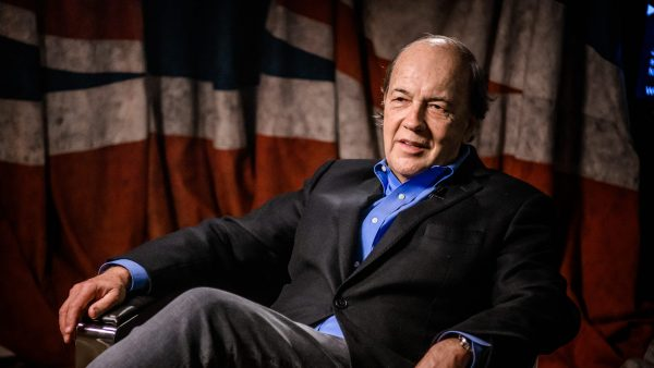 "James Rickards - Project Prophesy: Does This Government ""Secret"" Affect You?"