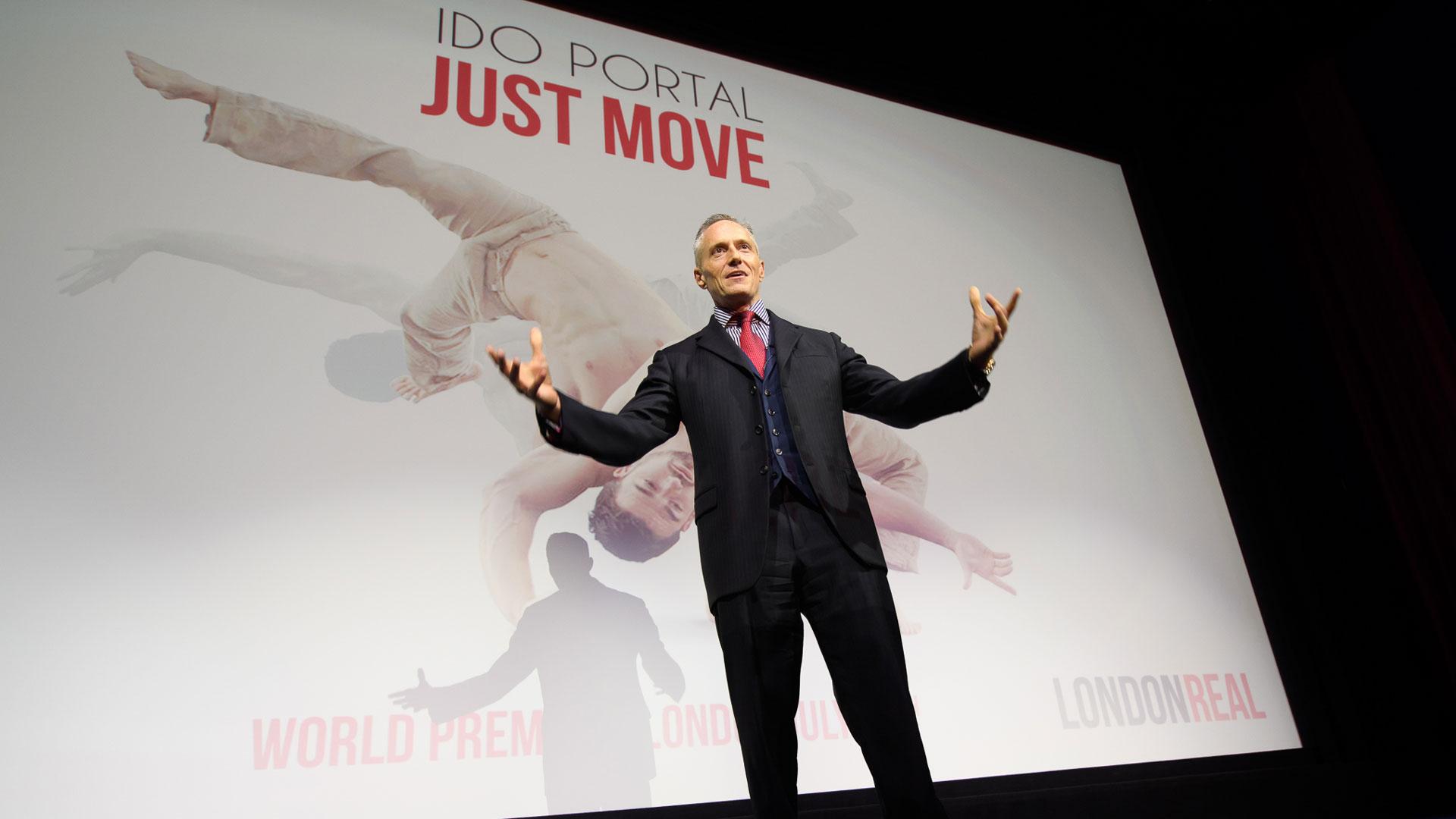 Ido Portal - Just Move - World Premiere