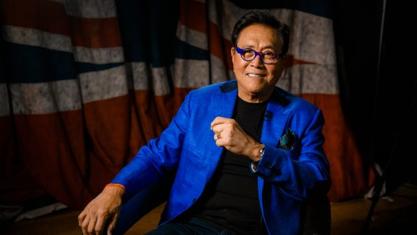Robert Kiyosaki Of Rich Dad Poor Dad - How To Survive The Coronavirus Recession