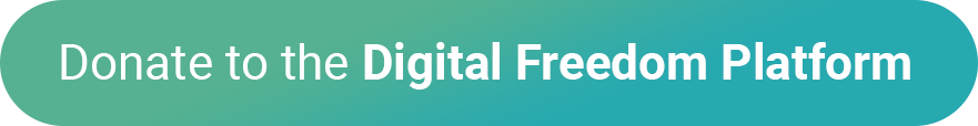 Donate to the Digital Freedom Platform
