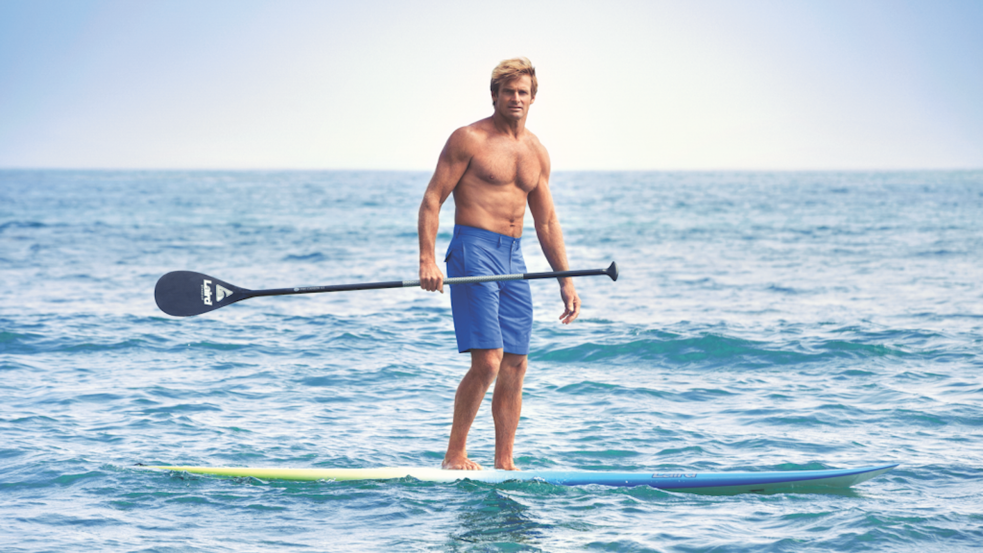Laird Hamilton - Big Wave Surfer: The Man Who Changed The Sport Forever