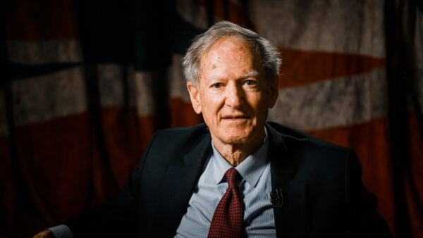 George Gilder - Life After Google: How The Singularity & Cryptocurrency Will Redefine Humanity