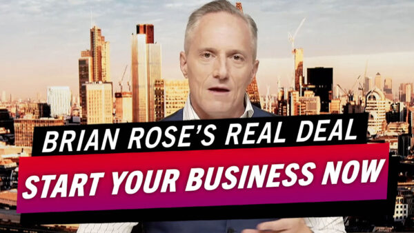 Brian Rose's Real Deal - How To Grow And Expand Your Business In Times Of Crisis