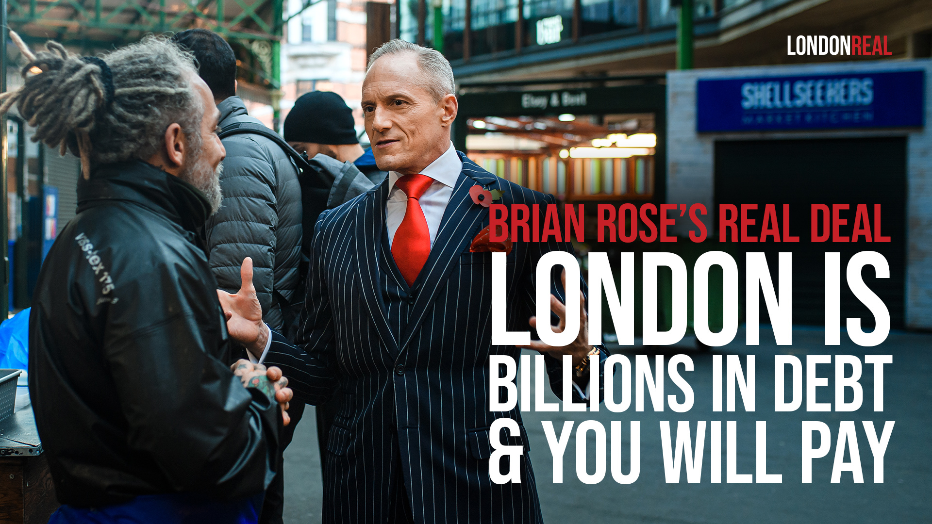 Brian Rose's Real Deal - London Is Now Billions Of Pounds In Debt & You Will Pay - How Our Soon To Be Ex-Mayor Is Driving This City Into The Ground