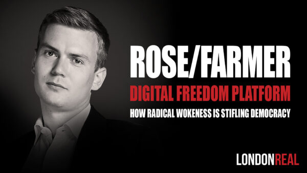 George Farmer - The Fight Against Tyranny: How Radical Wokeness Is Stifling Democracy - Digital Freedom Platform