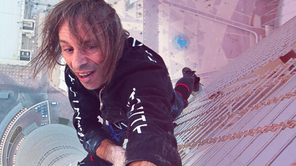 Alain Robert - Achieving New Heights: Why The French Spiderman Battles With His Fear of Death