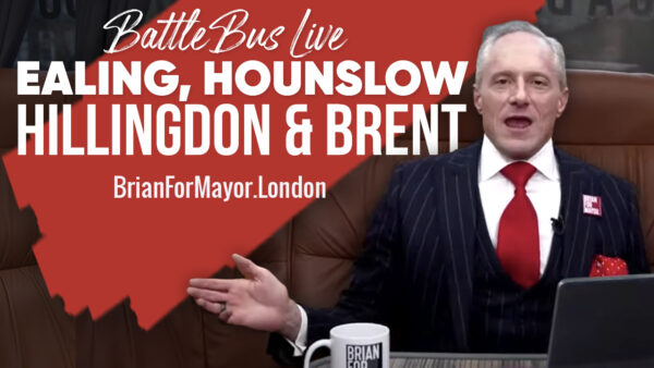 Ealing, Hounslow, Hillingdon & Brent - Digital Battle Bus Tour