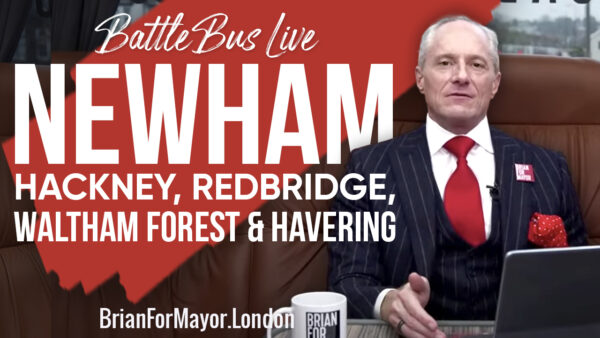Newham - Digital Battle Bus Tour
