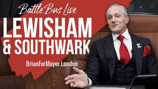 Lewisham and Southwark - Digital Battle Bus Tour