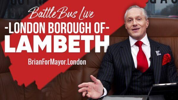 Lambeth - Digital Battle Bus Tour