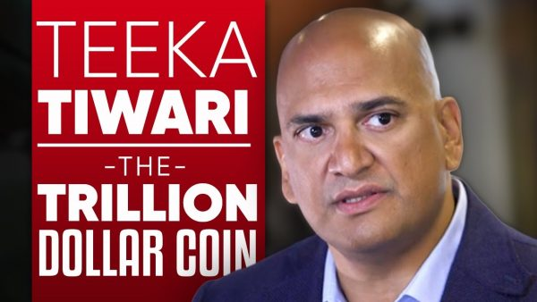 Teeka Tiwari - Crypto's Next Trillion Dollar Coin