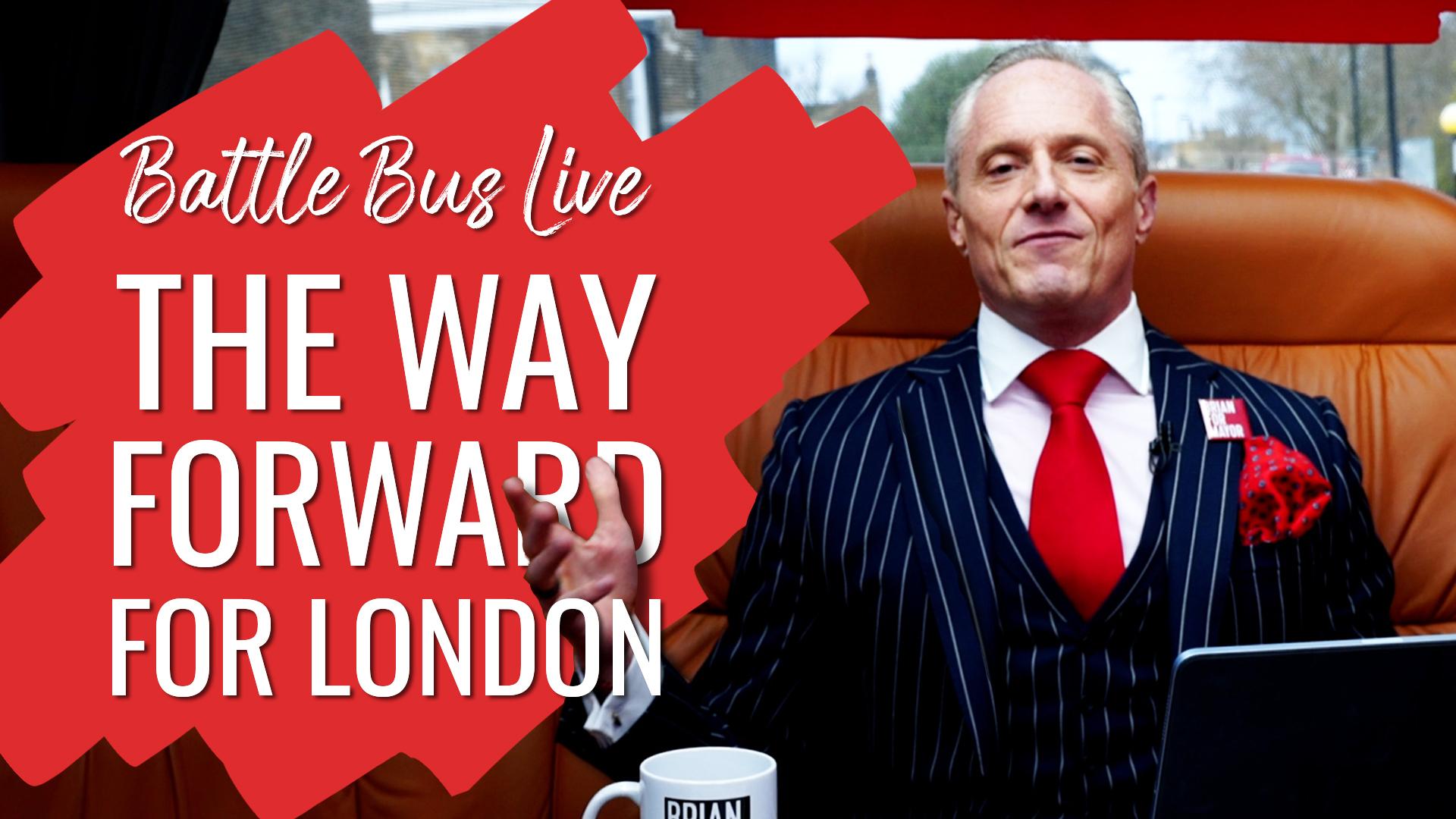 Lewisham - Digital Battle Bus Tour