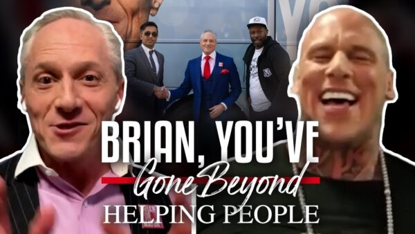 Martyn Ford - Gone Beyond Helping People