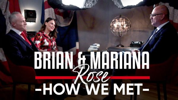 Brian & Mariana Rose - How We Met