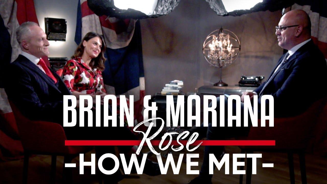 Brian & Mariana Rose - How We Met