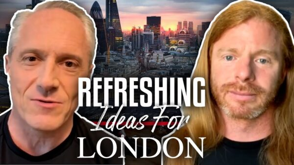 JP Sears - Refreshing Ideas For London
