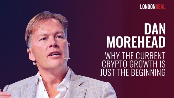 Dan Morehead - Why The Current Crypto Growth Is Just The Beginning