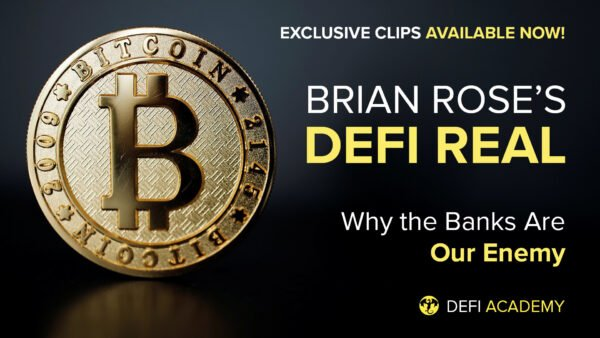 Why The Banks Are Our Enemy - Brian Rose's DeFi Real