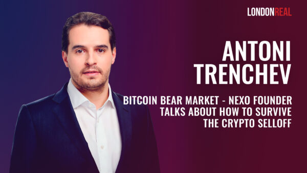 Antoni Trenchev - Bitcoin Bear Market: Nexo Founder Talks About How To Survive The Crypto Selloff