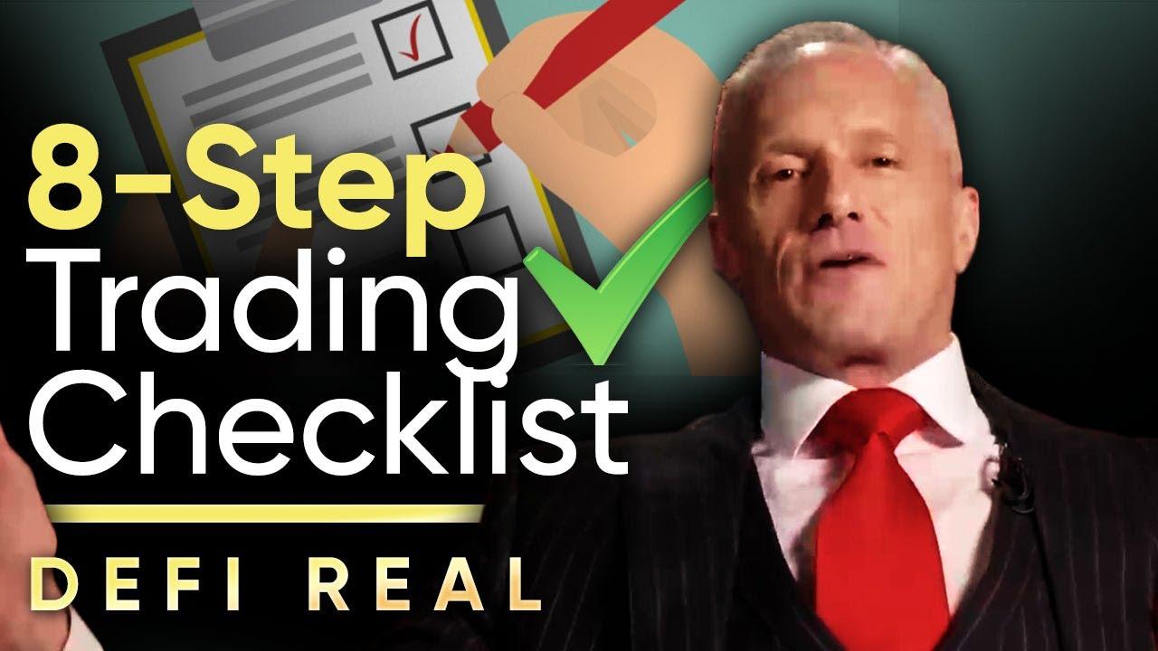 Brian Rose's 8 Step Trading Checklist - The DeFi Academy